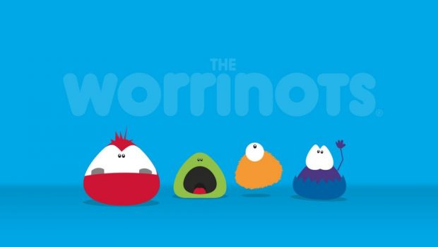 Worrinots App helps children with stress and anxiety