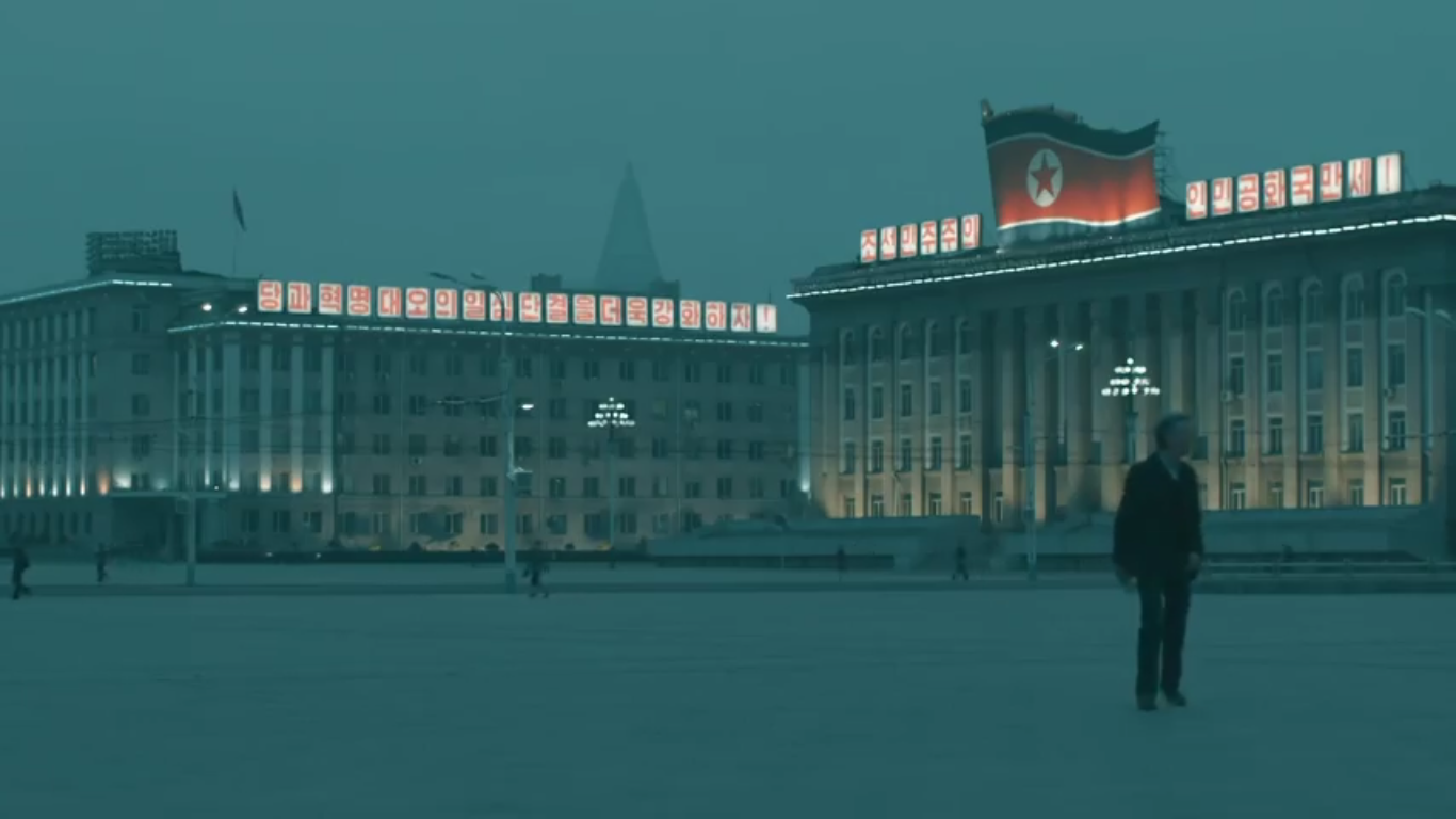 North Korea - Michael Palin