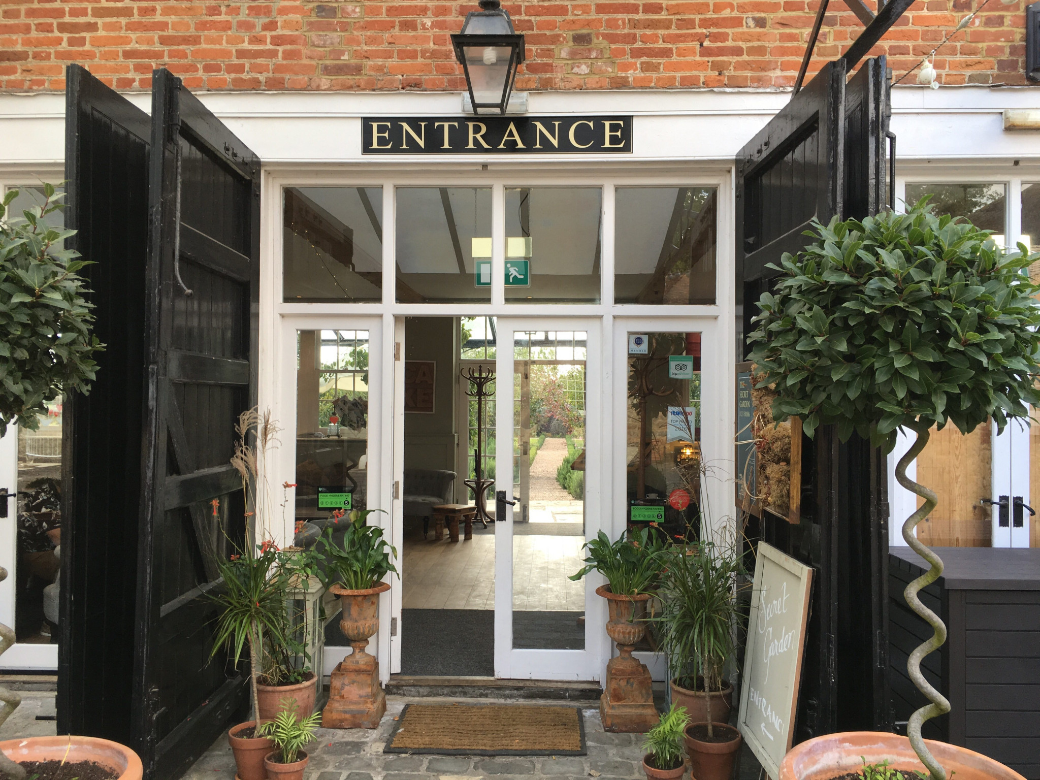 Secret Garden Kent Restaurant Review