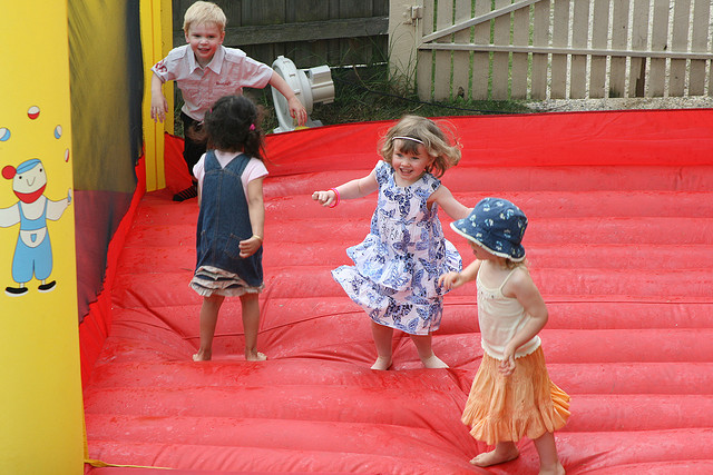 Planning a kids party for the first time?