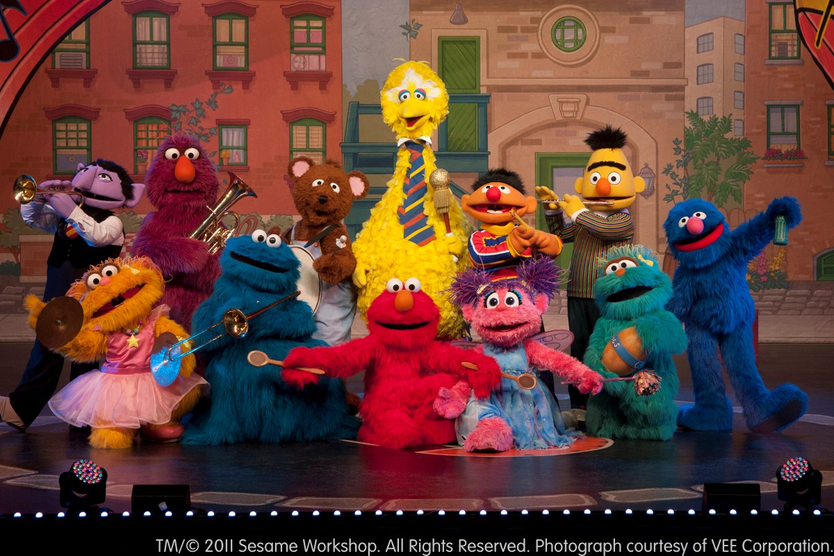 Sesame Street Live [Theatre Review]