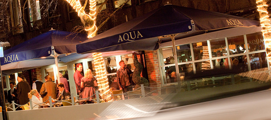 Aqua Bristol Welsh Back [Restaurant Review]