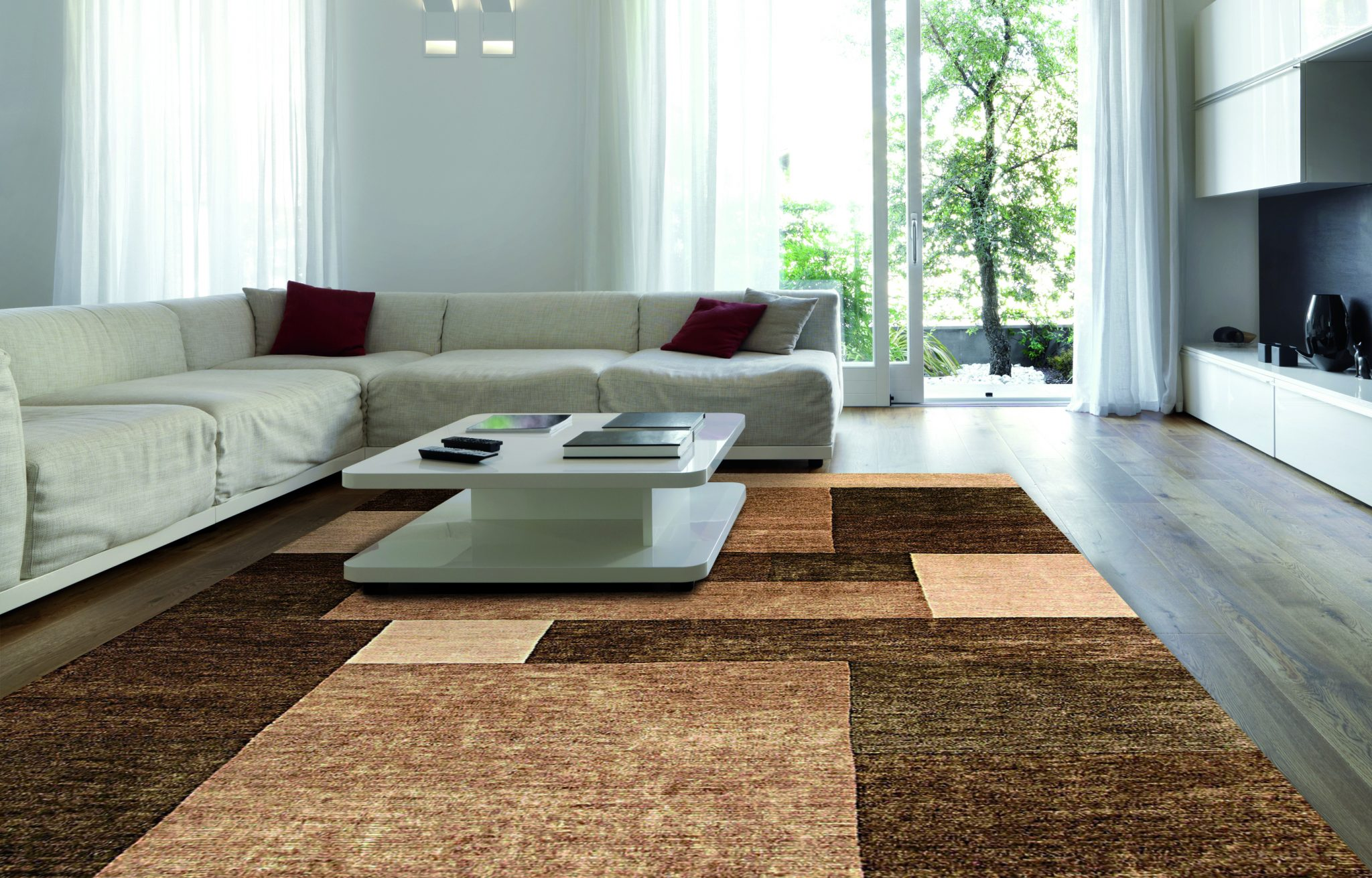 Decorate your house with carpets and rugs