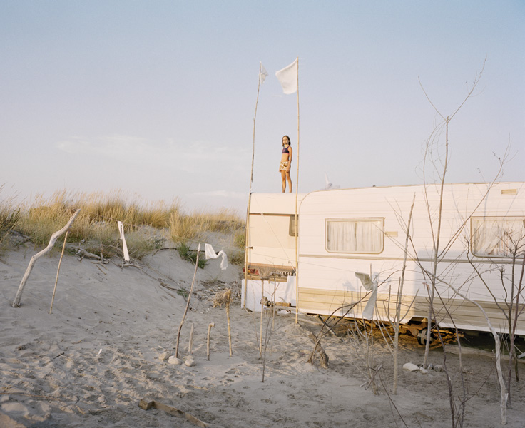 Piémanson: Beach town France – True Burning Man Utopia