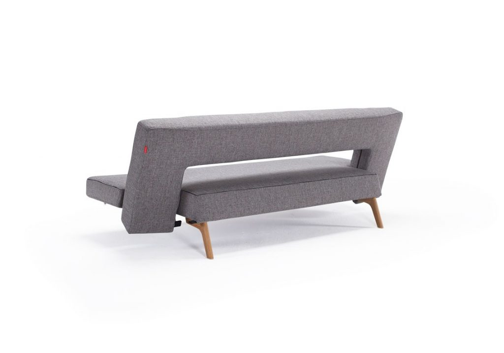 Innovation puzzle wood sofa