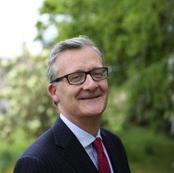 Headmaster Sean Skehan, Barrow Hills School in Surrey
