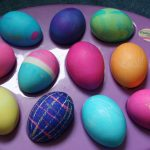 Painted Easter Eggs by Abigail Batchelder (CC by 2.0)