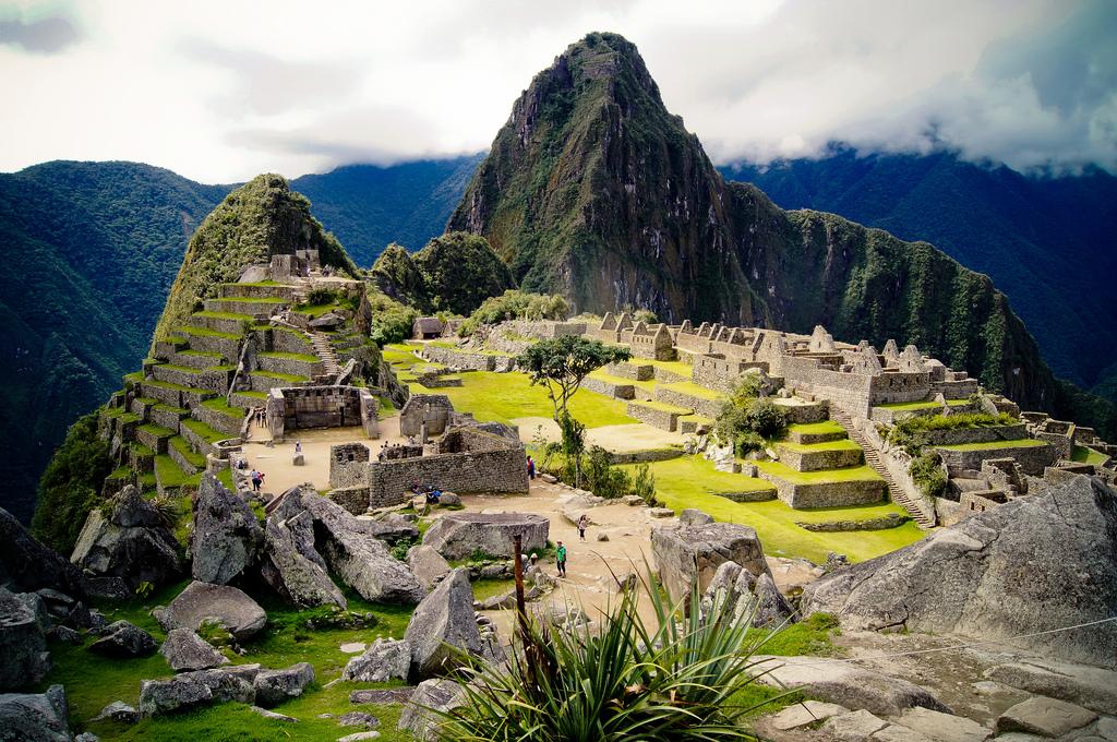 Walking to Machu Picchu as a Porter