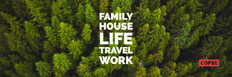 Copse Magazine: Family, House, Life, Travel, Work