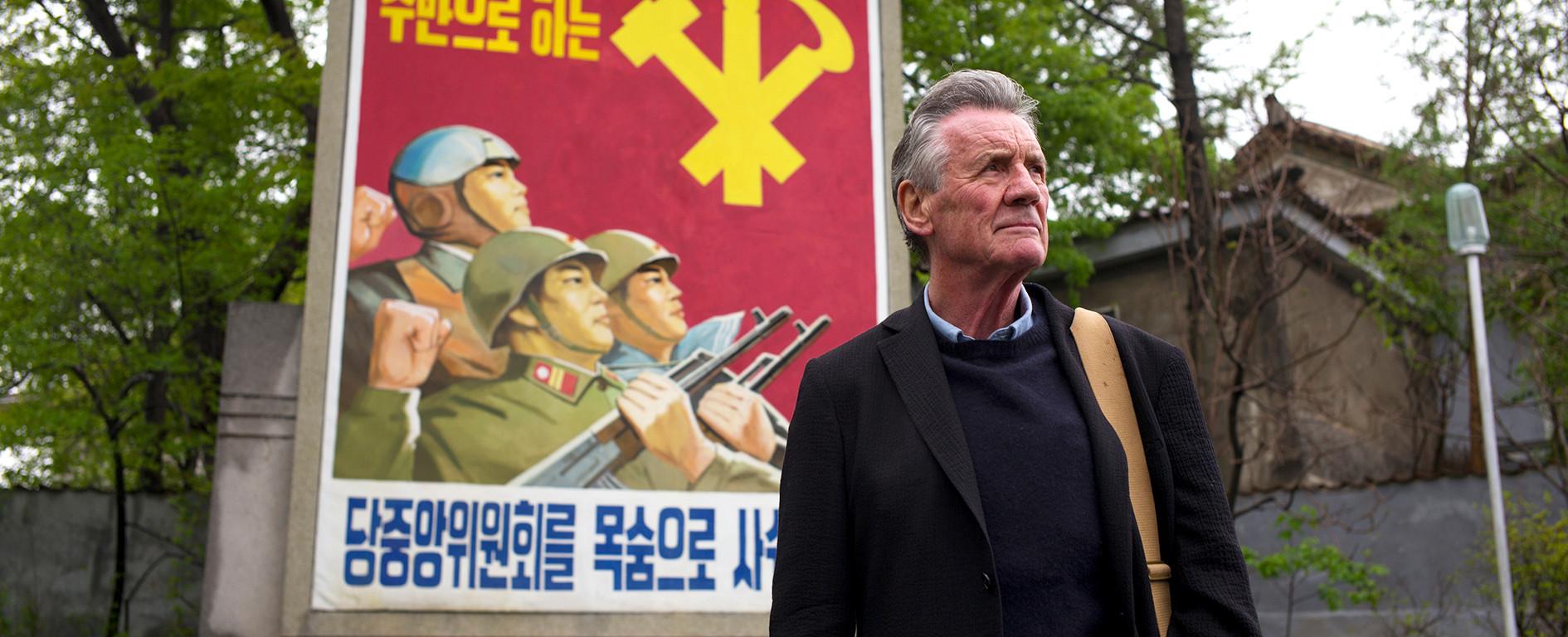Michael Palin North Korea