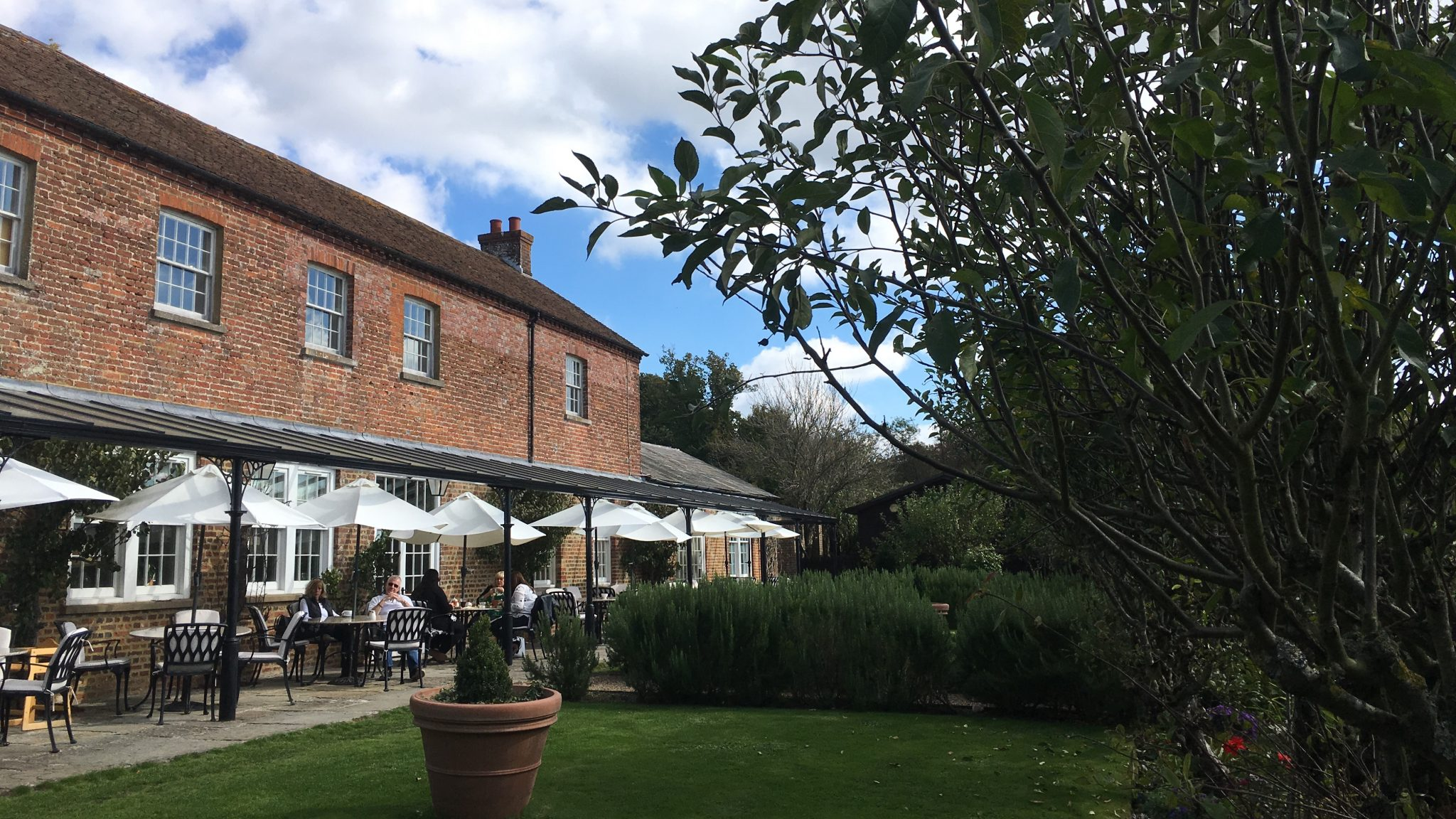 Secret Garden Kent: Restaurant review for Brunch
