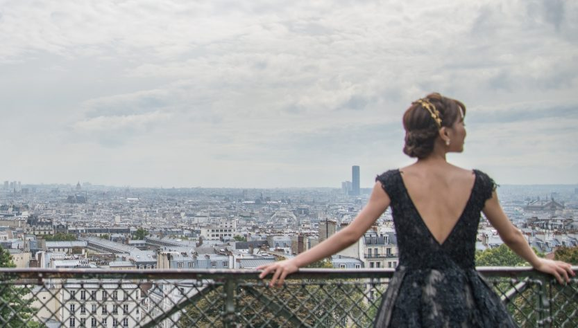 How to become a model in Paris