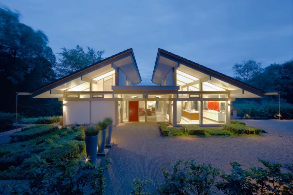 HUF Haus bungalow similar to the one featured on Grand Designs