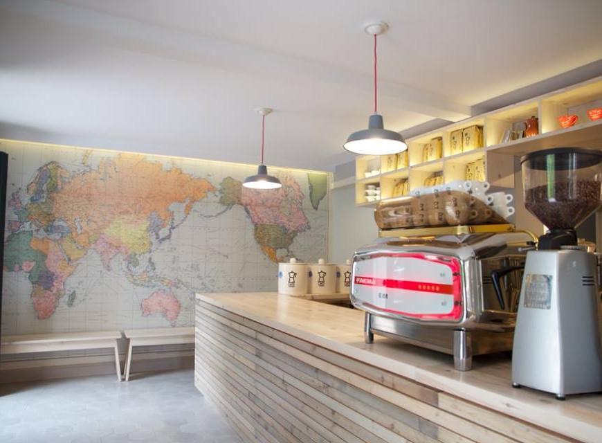 Best Coffee Shop in the World: Cafe Tierra