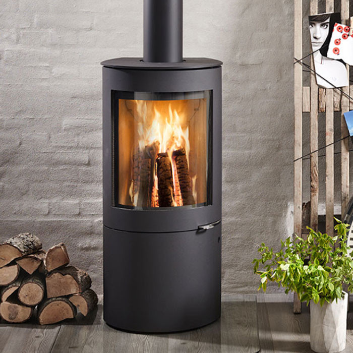 Westfire Uniq 36 SE Wood Burning Stove