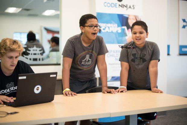 Kids Coding: Code Ninja