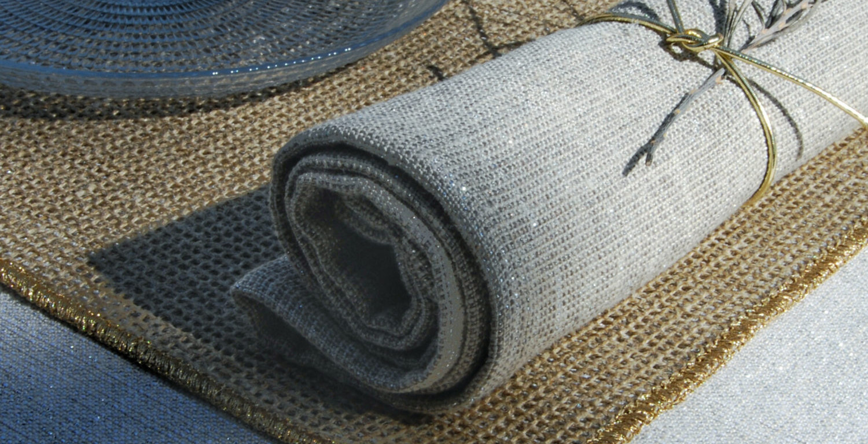 linen tea-towels from Charvet Editions