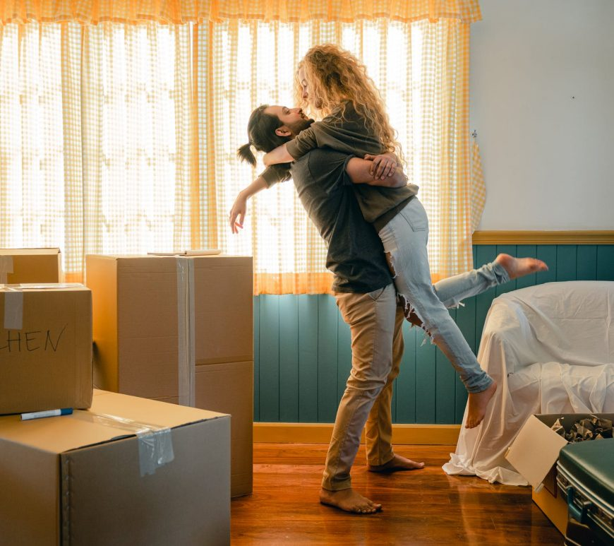 New beginnings quotes such as those for moving house